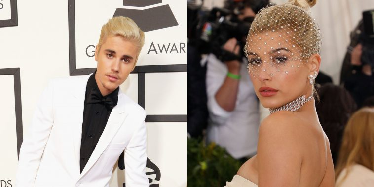 Justin and Hailey