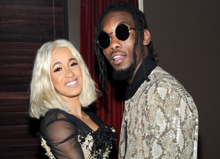 Offset S Is Still Cheating On Cardi B With Some Self: After Offset's Cheating Video Surfaced, Cardi Breaks Up