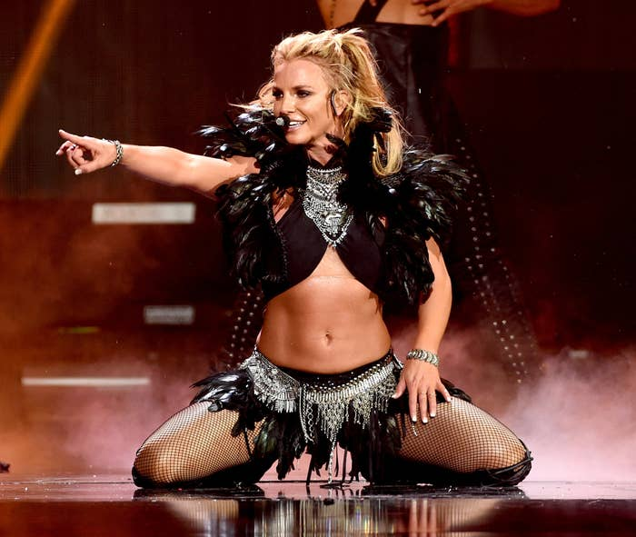 Britney Spears Celebrates Winning Control Over Her $60m Estate With Fans!