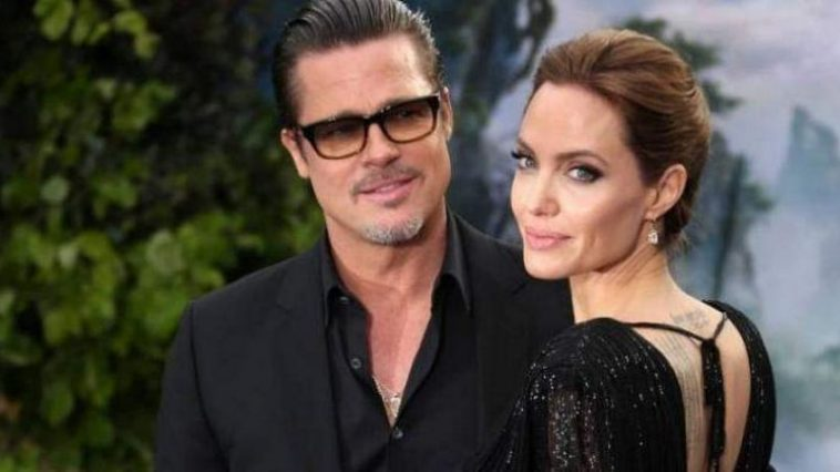 Angelina Jolie's Fight With Pitt For Working In A Harvey Weinstein Movie!