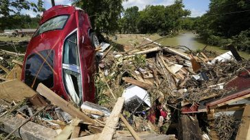 Heavy Rain Took 21 Lives In Tennessee