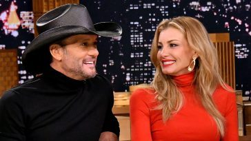 Tim Mcgraw Gives Credit To Wife Faith For Helping Him Overcome Sober!