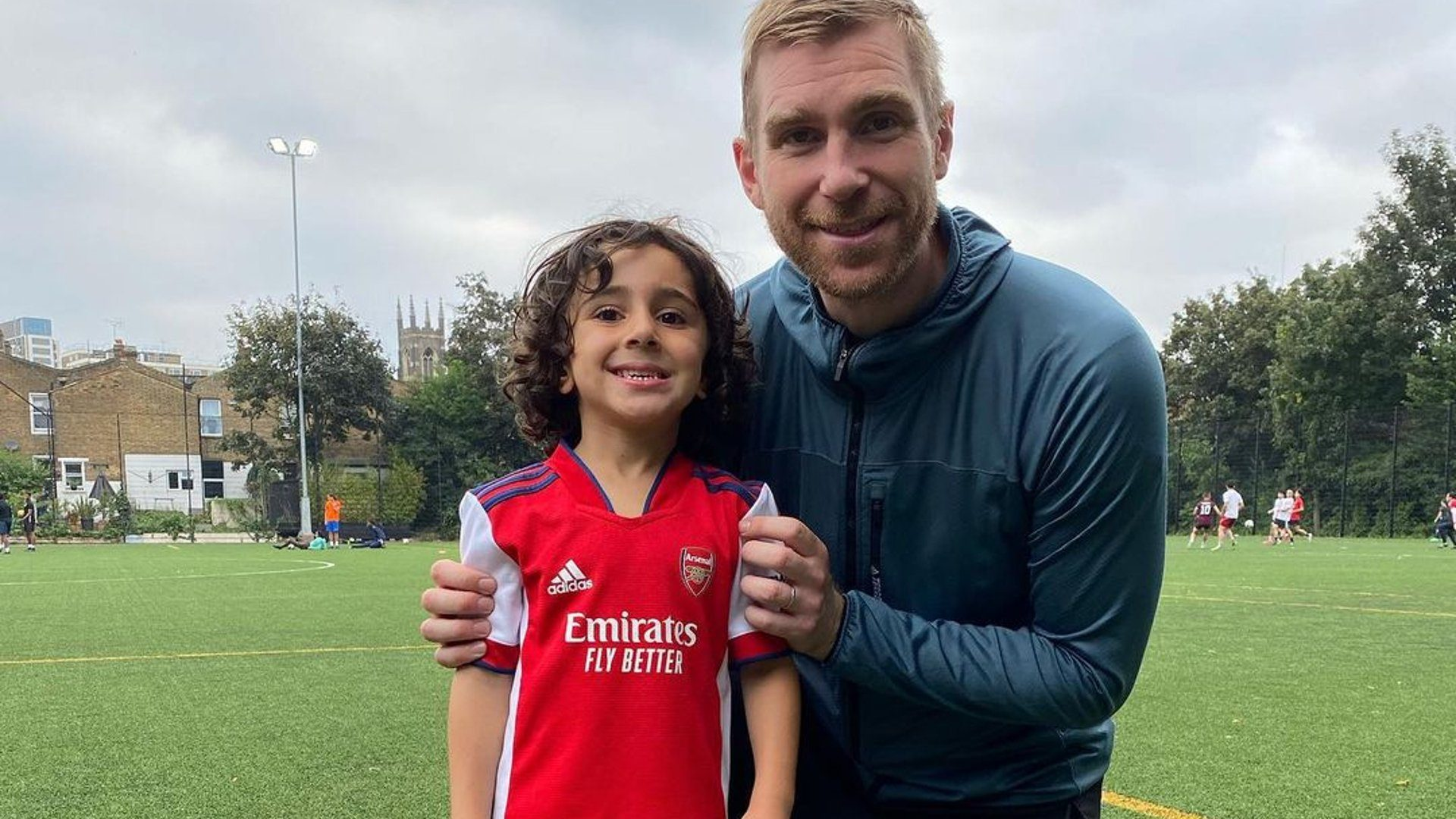 Arsenal's Youngest Ever Recruit