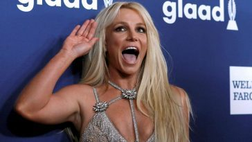 Britney Spears Shares Fear Of 'doing Something Wrong'