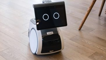 """Get To Know About Amazon's Home Robot """"astro"""""""