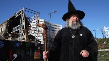 New Zealand Official Wizard Fired After 23 Years