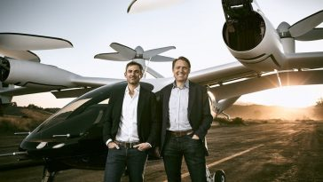 You May Be Able To Book A Flying Taxi Within Three Years!